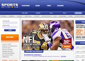 Bet online with Sportsbetting Sportsbook